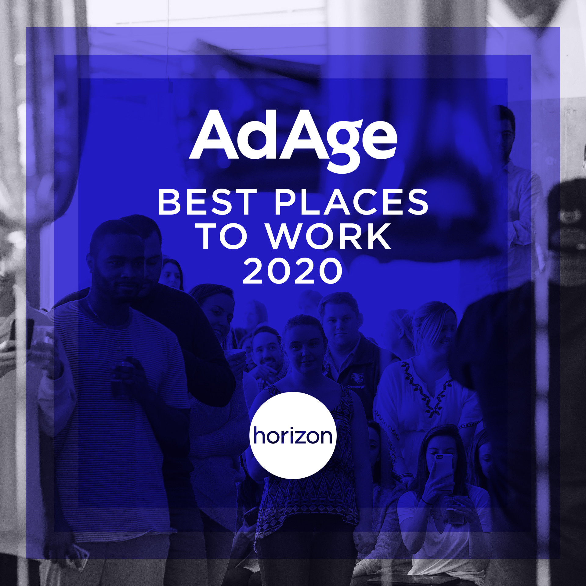 Horizon Media again named as an Adage Best Place to Work.