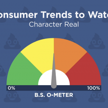 Character Real - Consumer Trends To Watch