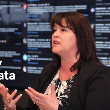 D-Day For Data - Laura McElhinney